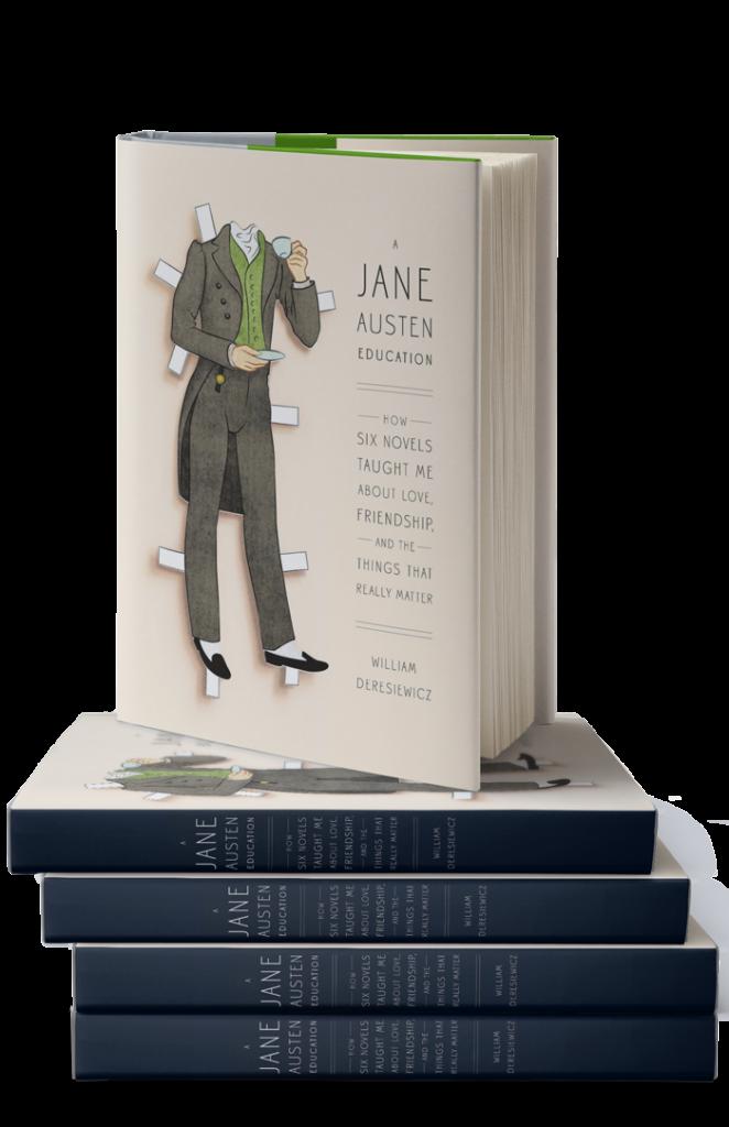 A Jane Austen Education Book Image